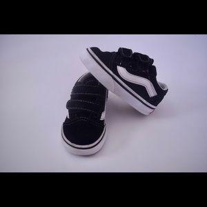 Vans old skool toddler sneaker